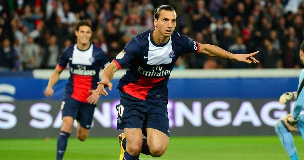 Zlatan et Paris surclassent Bastia à la pause