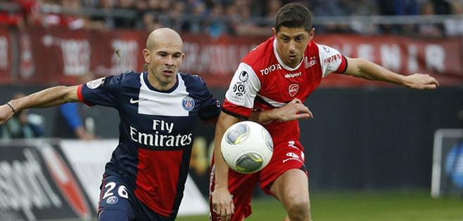 VAFC - PSG : Le stats d'après-match