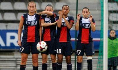 LDC : Les Parisiennes battues par Tyresö
