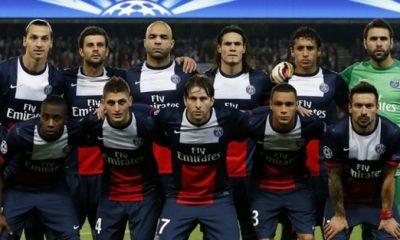 Anderlecht - PSG : les compos officielles