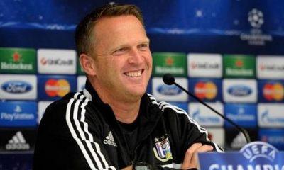 Match nul, « une excellente surprise » pour Anderlecht