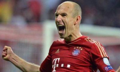 Robben écarte à son tour un transfert au PSG