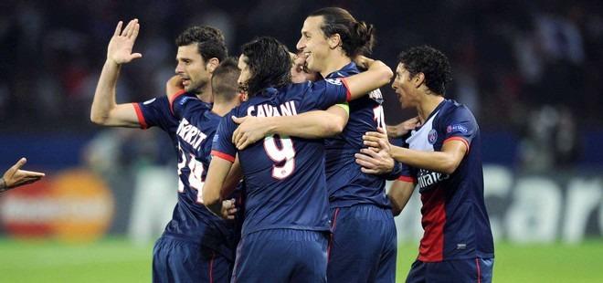 Buteurs L1 : Ibrahimovic et Cavani toujours en tête