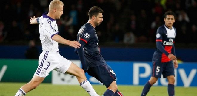 PSG - Anderlecht : les réactions des Belges