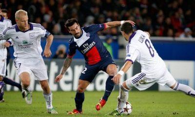LDC : Accroché par Anderlecht, Paris doit attendre !