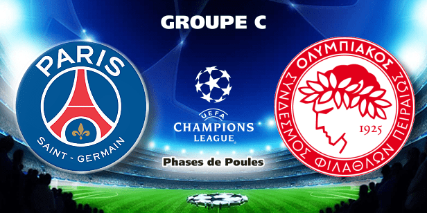 PSG - Olympiakos : Les compositions probables