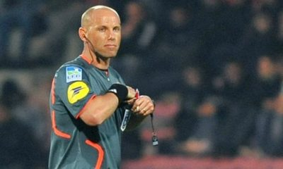PSG - Nice : Et l'arbitre du match sera...
