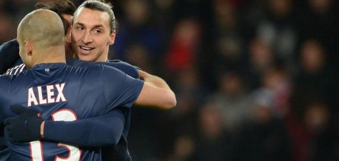 Evian - PSG : la feuille de match