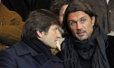 Maldini bientôt directeur sportif du PSG ?