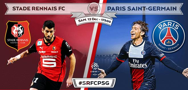 Rennes - PSG : les compos officielles