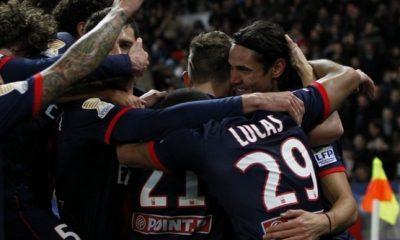 PSG - VAFC : La feuille de match
