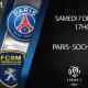 PSG - Sochaux : la feuille de match
