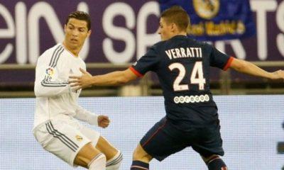 Le PSG et le Real font le point sur CR7 et Verratti
