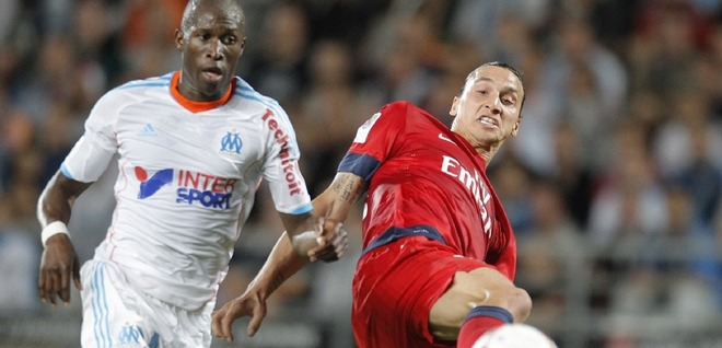 "PSG/OM - Fanni ""Paris, c'est un match à pression...Zlatan va me manquer"""