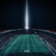 Le PSG place neuf phares sur le toit du Parc !