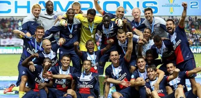 OFFICIEL : Le Trophée des Champions 2014 à Pékin