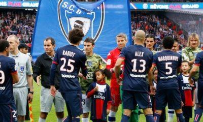 Bastia - PSG : les compos officielles