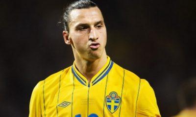 """Zlatan Ibrahimovic demande à la Suède de le """"faire taire"""" et d'écrire """"l'Histoire"""""""
