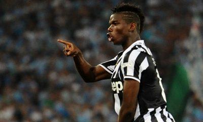 Une offre de Manchester City pour Pogba ?