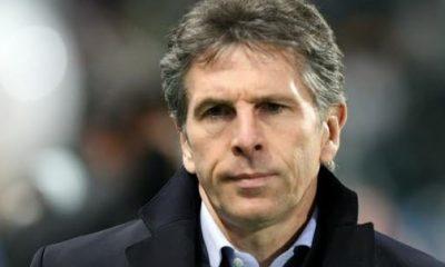 """OGCN/PSG - Claude Puel : """"Ils ne méritaient pas un tel score"""""""