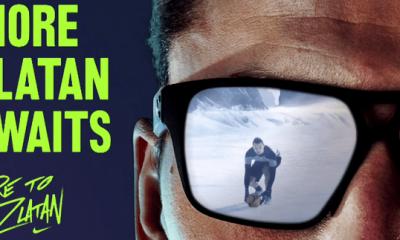 Zlatan défie les éléments en vidéo pour Nike !