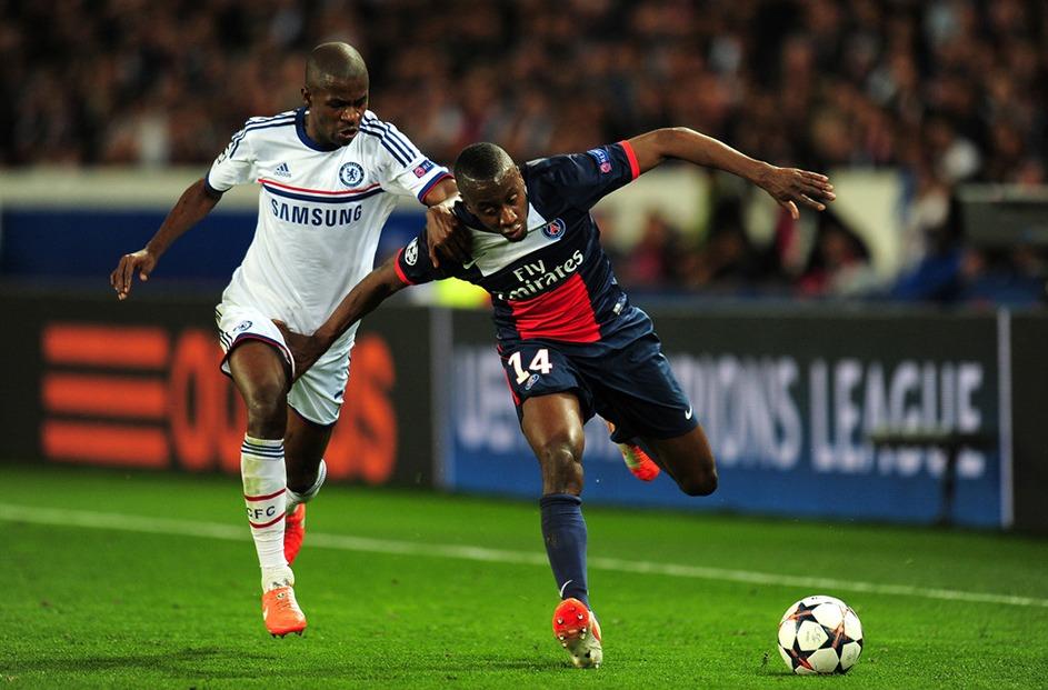 PSG - Chelsea : la rencontre en images