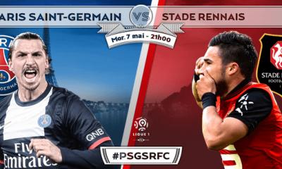 PSG - Rennes : les compos officielles
