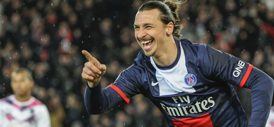 Ligue 1 - Meïté taquin avec Zlatan Ibrahimovic