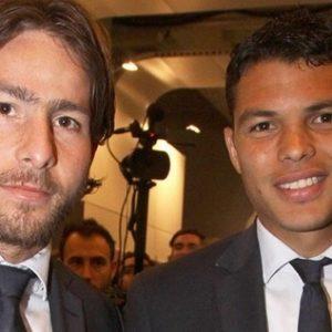 """Maxwell """"compte"""" toujours sur Digne et Sirigu, et est """"surpris"""" que Thiago Silva ne soit pas pris avec la Seleçao"""