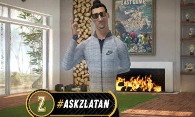 Pose ta question à Zlatan !