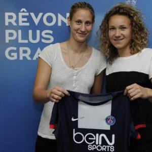 Berger et Henning signent au PSG