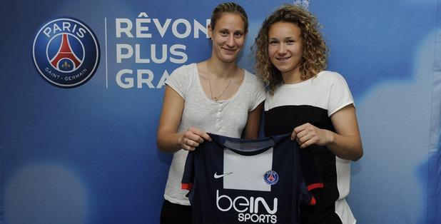 Berger et Henning signent à Paris