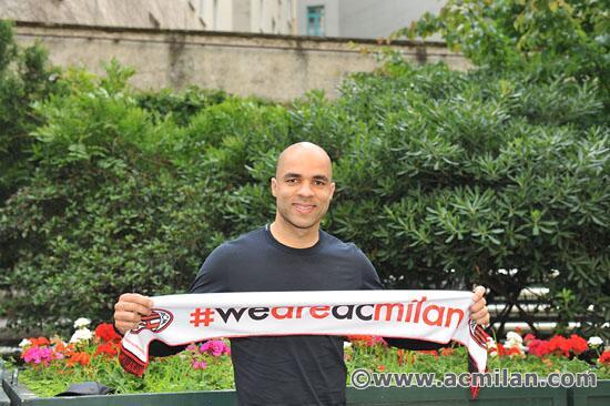 Alex au Milan AC