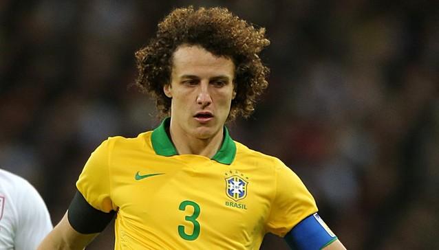 """Internationaux - David Luiz """"Ca sera une compétition très difficile et il faudra faire attention à ne pas perdre la tête"""""""