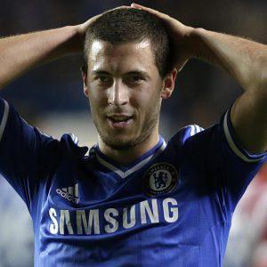 """Hazard """"Le PSG ? Difficile de dire non, comme à toutes les équipes capables de remporter la Ligue des champions"""""""