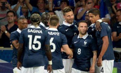 Les Bleus à l'honneur et les Parisiens en forme
