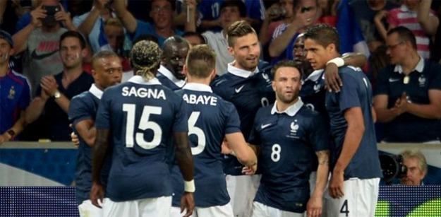 Cabaye Matuidi équide de France