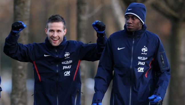 Infirmerie - Bonnes nouvelles pour David Luiz et Cabaye