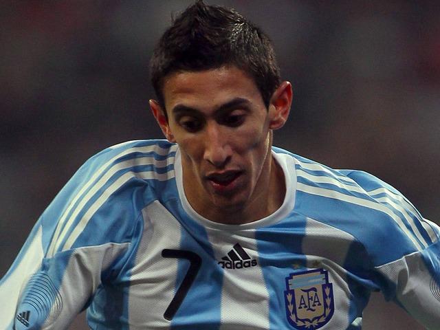 Mercato - Angel Di Maria, Manchester City aussi dans la course