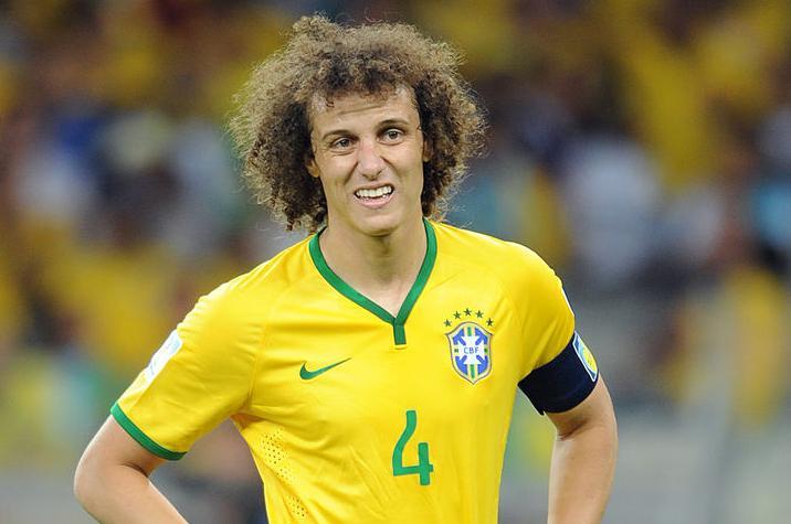 David Luiz annoncé forfait par le Brésil, qui donne aucune indication.