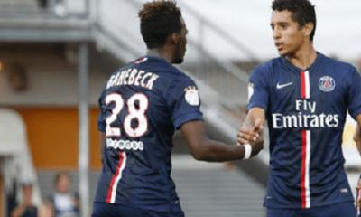 Amicaux- Paris s'impose avec ses jeunes contre Nice (2-1)