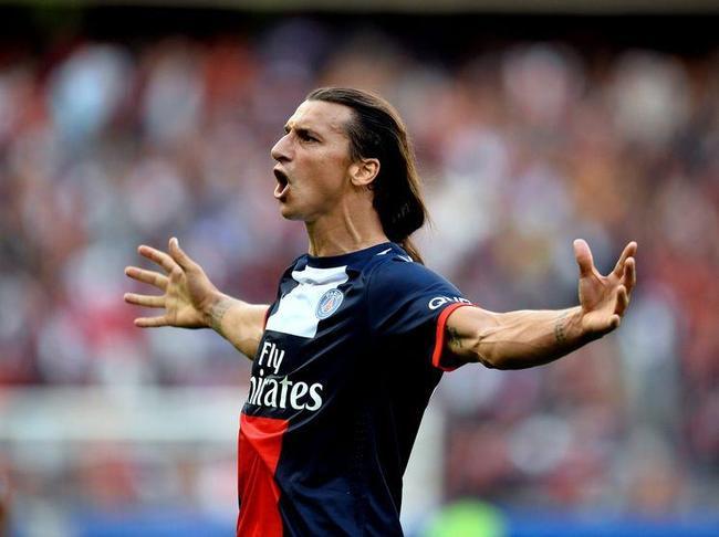 Ligue 1 - Ibrahimovic s'est déjà rassuré contre l'EAG il y a 2 ans, Blanc promet des buts