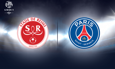 Ligue 1 - Les compositions du match entre Reims et le PSG