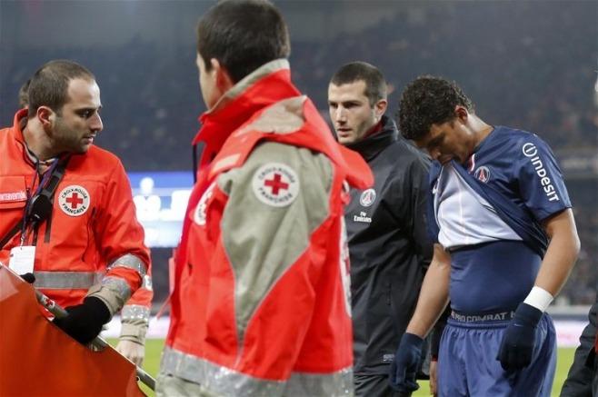 Thiago Silva disponible pour le début de la LDC, pas avant