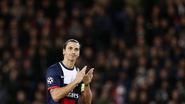 Ligue 1 - Ibrahimovic de retour à l'entraînement