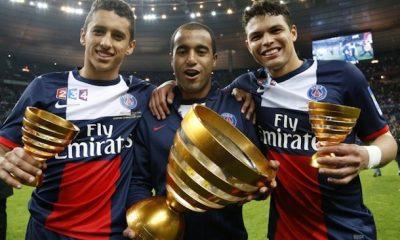 Lucas, heureux et confiant avec le PSG