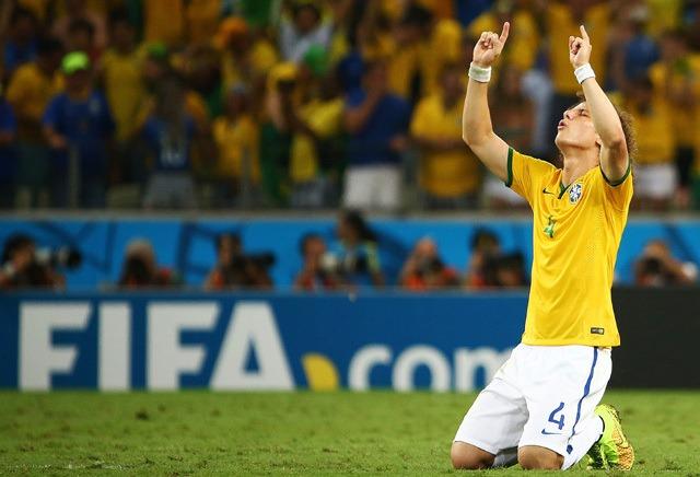 Internationaux – David Luiz revient sur la rencontre de Mini-David