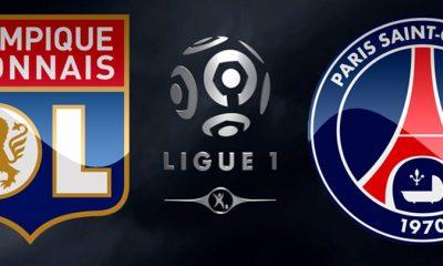 Live - OL - PSG, 24e journée de Ligue 1