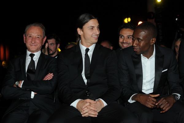 Zlatan Ibrahimovic a un nouveau partenaire et rejoint Matuidi