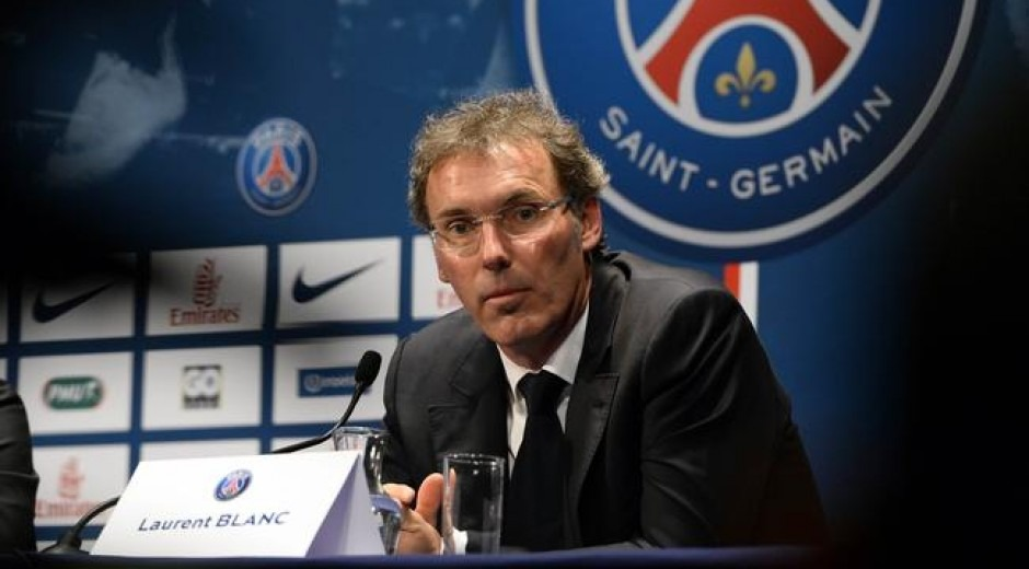 Conf' du PSG avec Laurent Blanc et Maxwell en live à 14h30